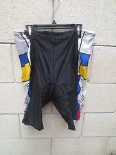 Cuissard cycliste LA VIE CLAIRE Bernard Hinault Tour de France vintage short 4 L