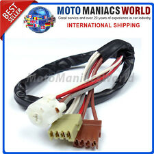 Ignition Switch Cables PEUGEOT 205 & 309 Lock Barrel Plug BRAND NEW !!!