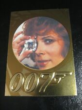 James Bond 50th Anniversary Series 1 # 62 Jill St. John - Tiffany Case