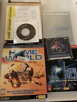 Homeworld: Game of the Year Edition (PC, 2000) with Strategy Guide, Soundtrack