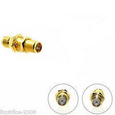 CONNECTS 2 CT27AA120 SMA FEMALE JACK - SOCKET AERIAL ANTENNA ADAPTER PLUG