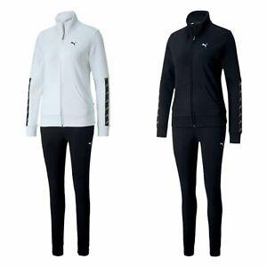 Puma Ladies Amplified Track Sweat Suit CL/Tracksuit