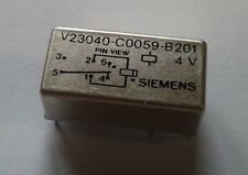 Relais Siemens V23040-C0059-B201