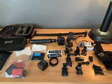 Gopro Hero4 Session Action Camcorder - Plus Evo Gimbal and mount + accessories