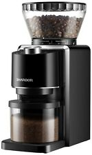 Shardor Conical Burr Coffee Grinder, Electric Adjustable Burr Mill with 35 Grind