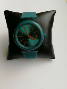 SWATCH AUTHENTIC  SISTEM GREEN  SUTG400  AUTOMATIC  WATCH (2013 COLLECTABLE)