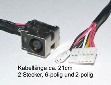 HP Pavilion dv7-3000sl Bloc D'alimentation Prise de courant Prise dcjack connecteur dc165