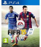 FIFA 15 - DISC ONLY (PS4 Game) *GOOD CONDITION*