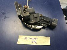 99-04 Chevrolet Tracker Passenger Rear RR RH Door Lock Latch Actuator OEM