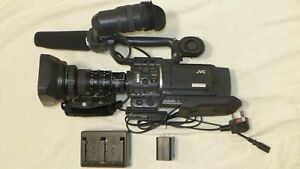 JVC GY-HD111E Camcorder - Fujinon Th16x5.5BRMU Lens