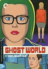 NEW Ghost World (The Criterion Collection) (DVD)