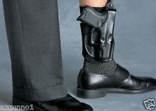 Galco Ankle Glove Holster Left Hand 1911's 3 inch, Part # AG425B