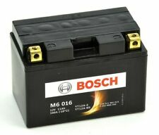 Bosch M6016 Batterie Moto 12V 11Ah 140A