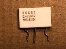 5 x 1.2K Ohm 5 Watt 5/% Wire Wound Cermet Sandblock Resistor Free US Shipper