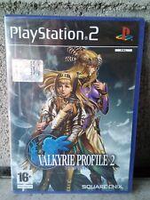 Valkyrie profile 2 silmeria PlayStation 2 pal italiano nuovo