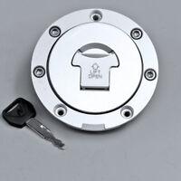 Fuel Gas Cap Lock Fit For Honda CBR250 CBR1000RR CBR400 VFR400 CBR600RR NSR250