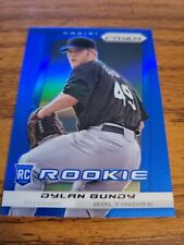 Dylan Bundy~2013 Panini Prizm Blue Parallel RC#232~Rookie Card~Baltimore Orioles