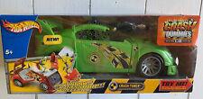 Hot Wheels Incredible Crash Dummies Crash Turner GREEN New, Sealed! RARE
