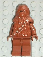 LEGO STAR WARS RedBrown Chewbacca 83929 / Set 4504 6212 7260 10179 10188 ..