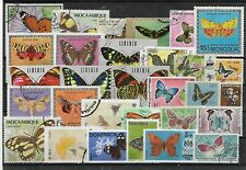 Valores Mundiales Fauna Mariposas (ED-551)