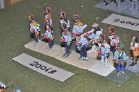 28mm flintloque fantasy elf Regimentia Del Nino cisco 12 infantry {16}(20063)