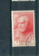 Timbre/Stamp - France -  N° 992  Oblitéré  - 1954 - TTB - Cote:  36 €