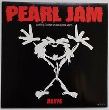 "Pearl Jam Alive Ltd 7"" white vinyl unplayed"