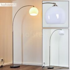 Lampadaire arc Vintage Lampe de lecture Lampe de chambre à coucher Verre 178910