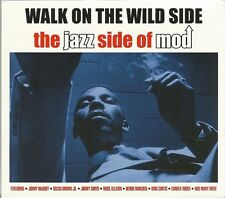 WALK ON THE WILD SIDE THE JAZZ SIDE OF MOD - 2 CD BOX SET, JIMMY SMITH & MORE