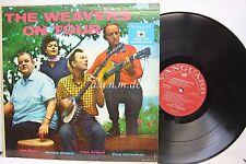 "The Weavers On Tour-  Vanguard Records 1957    LP 12"" (VG)"