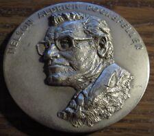 Nelson Aldrich Rockefeller Vice President .999 Silver Round - 5 Troy Oz.