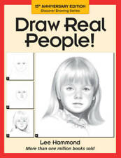 Draw Real People! (Discover Drawing) - Paperback By Hammond, Lee - Good