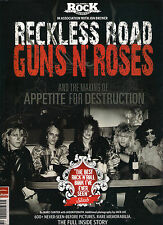 GUNS N' ROSES Reckless Road Making of Appetite for Destruction Full Story 258 pg