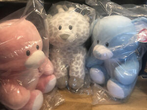 W-F-L Baby TY Selection Stuffed Toy 42 CM Stuffed Animal Toy Teddy Bear Giraffe