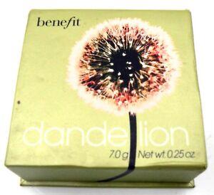 Benefit Cosmetics Dandelion Pink Box O' Powder with Brush 7.0g/0.25oz