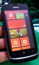 Nokia Lumia 610 - 8GB - (Unlocked) Touch, Camera Smartphone Immaculat Condition