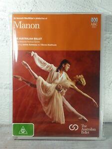 Manon DVD Australian Ballet Theatre Live Show