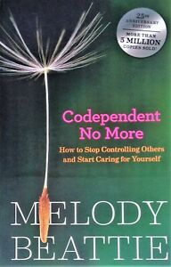 CODEPENDENT NO MORE by Melody Beattie - LIKE NEW - Relationships Book - FREEPOST