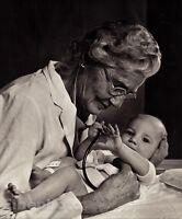 1975/83 Vintage HELEN TAUSSIG Pediatric Cardiology Medicine YOUSUF KARSH Photo