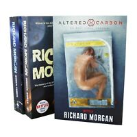 Altered Carbon 3 Books Young Adult Collection Paperback Set By Richard Morgan