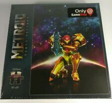 "Metroid ""Samus Returns"" 550pc Collector's Puzzle Exclusive Limited Edition 18X24"