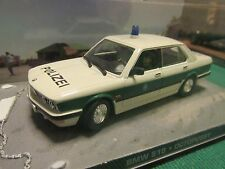 JAMES BOND CARS COLLECTION 066 BMW 518 POLICE CAR OCTOPUSSY