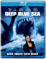 Deep Blue Sea [New Blu-ray] Ac-3/Dolby Digital, Dolby, Digital Theater