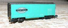 S62 0412 Arnold BOX CAR NYC-Railroad Traccia N