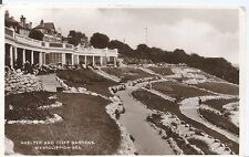 Postcard - Westcliff on Sea Essex posted 1939