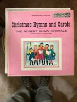 Christmas Hymns And Caroles. Robert Shaw Chorale