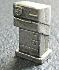 Hasbro Monopoly UPS drop box pewter metal token mover pawn charm miniature.