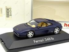 Herpa 1/43 - Ferrari 348 TB Bleue