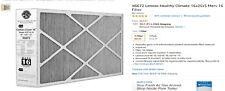 "Lennox X6672 Carbon Clean 16"" x 25"" x 5"" MERV 16 Furnace Filter for HCC16-28."