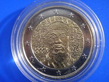 "♣  Pièce 2 euros commemo  ""  FINLANDE  2013 SILLANPAA  ""  Neuve sous capsule ♣"